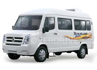 Tempo Traveller rent in faridabad
