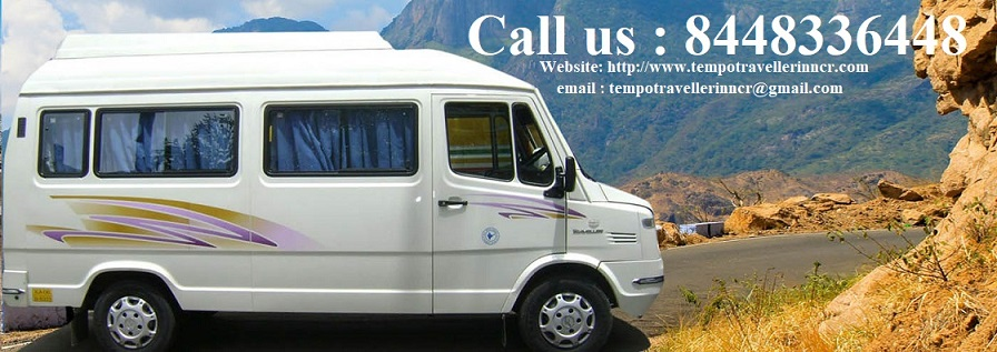 Tempo traveller on rent near Sector 6 faridabad